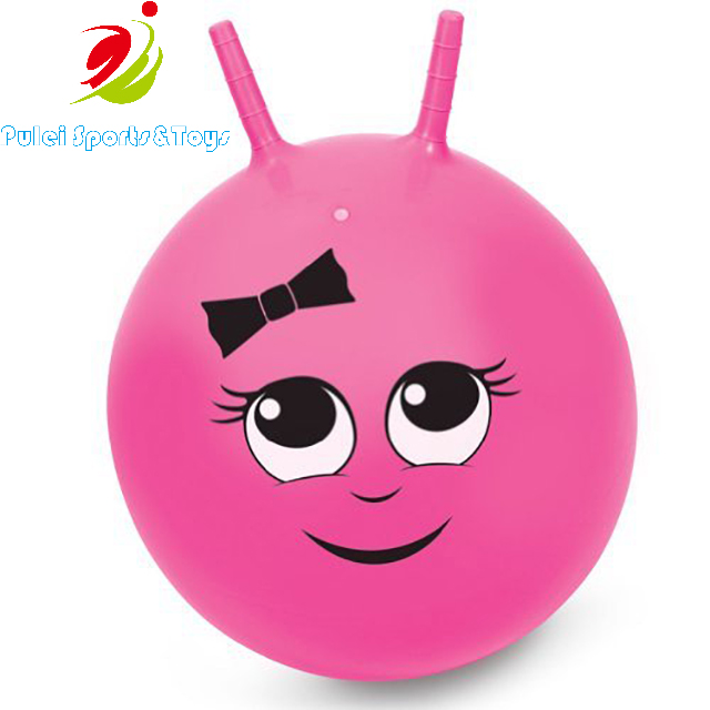Space Hopper Ball for Kids Ages 7-9 Hippity Hop Ball, Hopping Ball, Bouncy Ball with Handles, Sit /& Bounce, Kangaroo Bouncer, Jumping Ball, 20 Inches, Pump Included